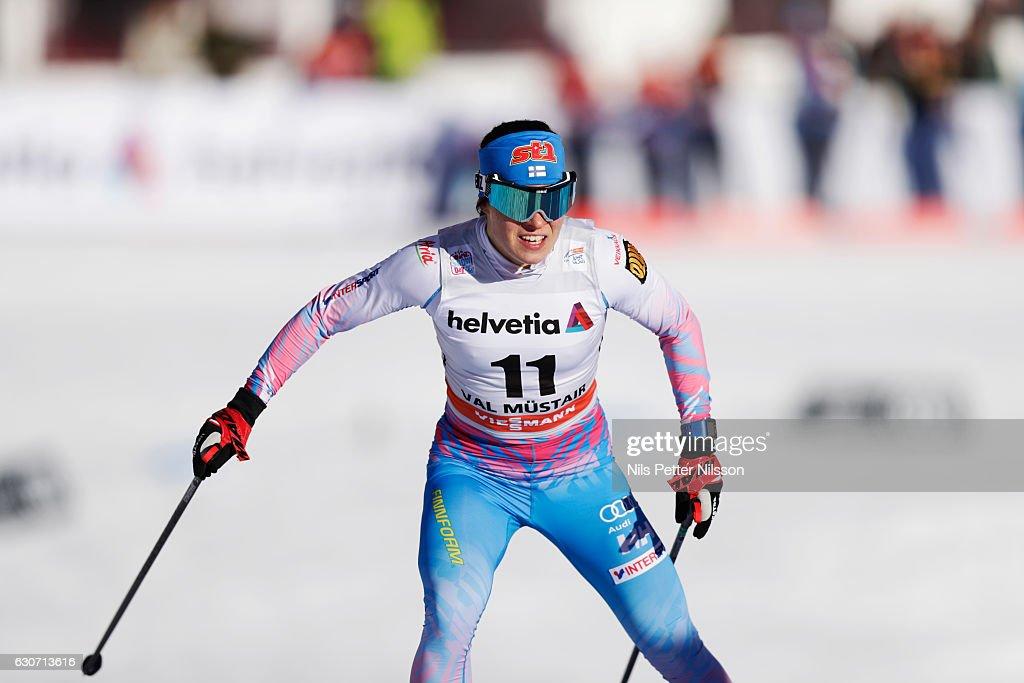FIS Tour de Ski Val Mustair - Women's Sprint F race