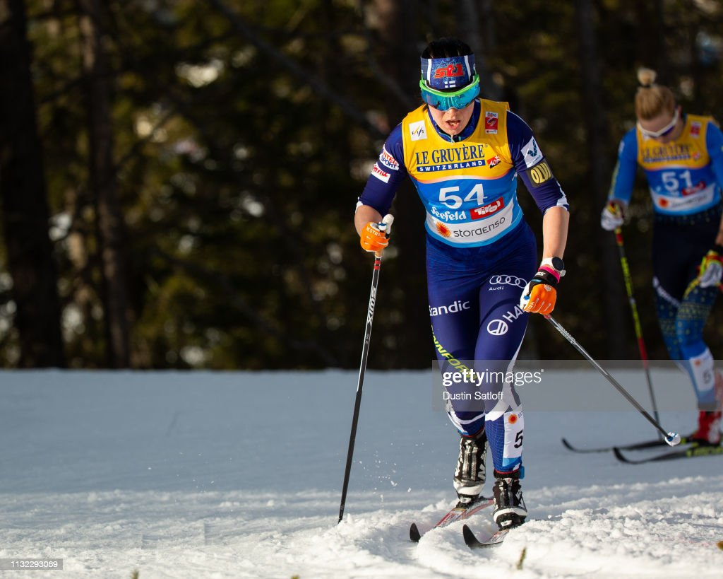 AUT: FIS Nordic World Ski Championships - Women's Cross Country Classic