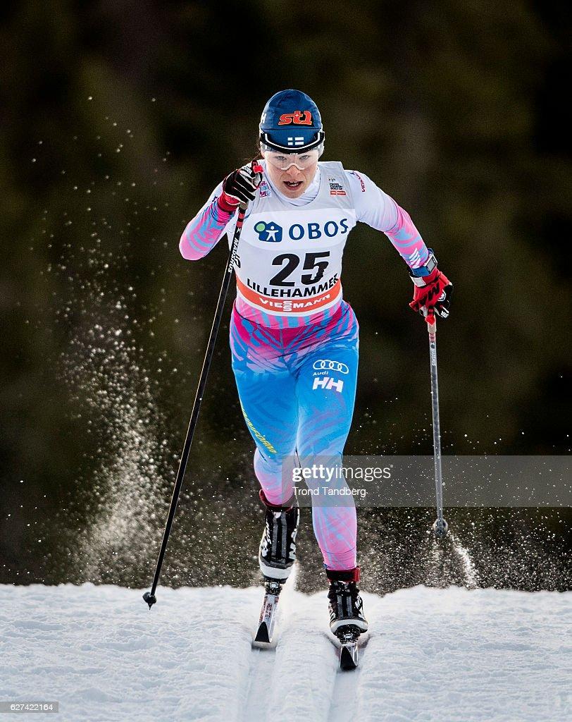 Viessmann FIS Cross Country World Cup Lillehammer - Women's Sprint C race