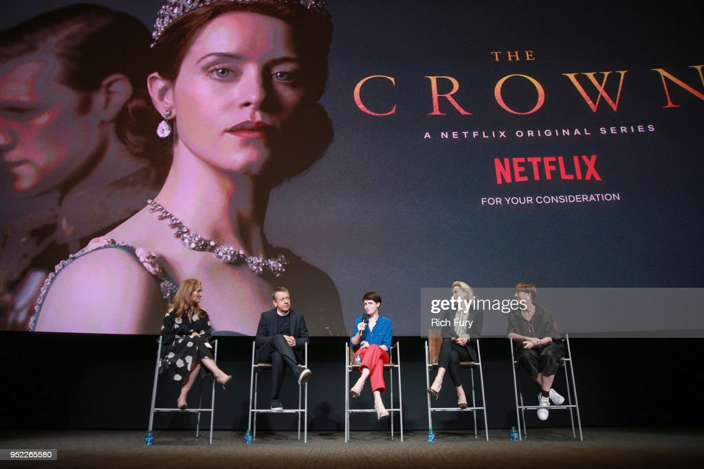 """For Your Consideration Event For Netflix's """"The Crown"""" - Inside : ニュース写真"""