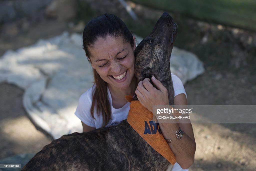 SPAIN-ANIMAL-RIGHTS : News Photo