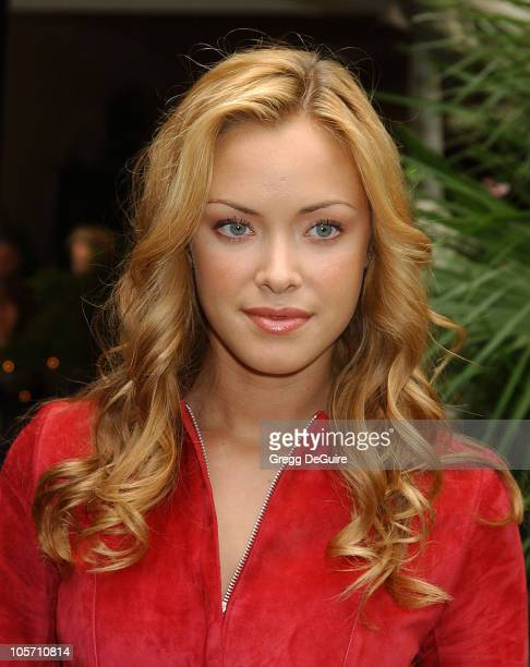Kristanna Loken during 9th Annual Premiere Magazine Women In Hollywood Luncheon at The Four Seasons Hotel in Beverly Hills California United States