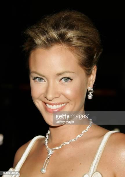 Kristanna Loken during BloodRayne Los Angeles Premiere Arrivals at Mann's Chinese in Hollywood California United States