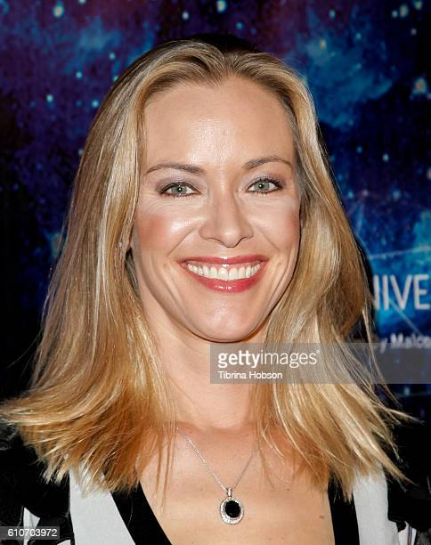 Kristanna Loken premiere of 'The Connected Universe' at DGA Theater on September 26 2016 in Los Angeles California
