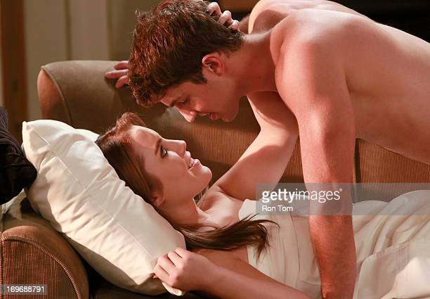 HOSPITAL Kristen Alderson and Bryan Craig in a scene that airs the week of May 27 2013 on ABC's 'General Hospital' 'General Hospital' airs...