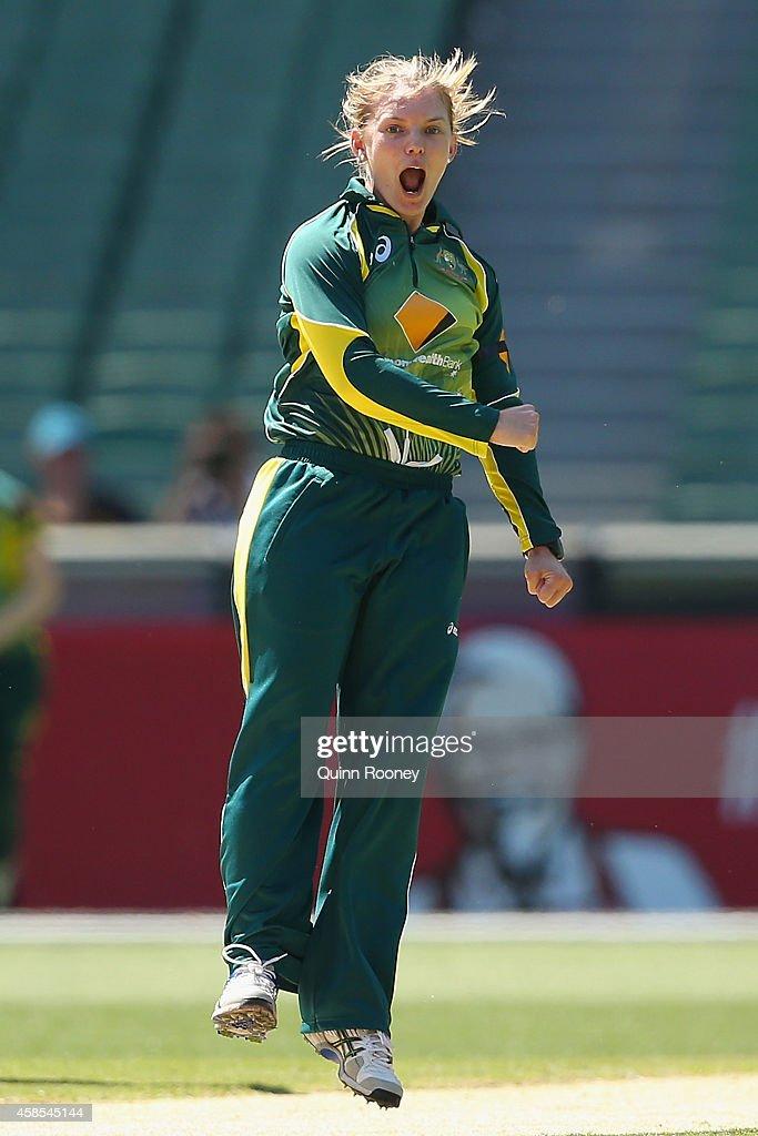 Australia v West Indies: Game 3