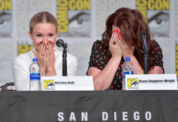 "CA: 2019 Comic-Con International - World Premiere: Hulu's ""Veronica Mars"" Revival"