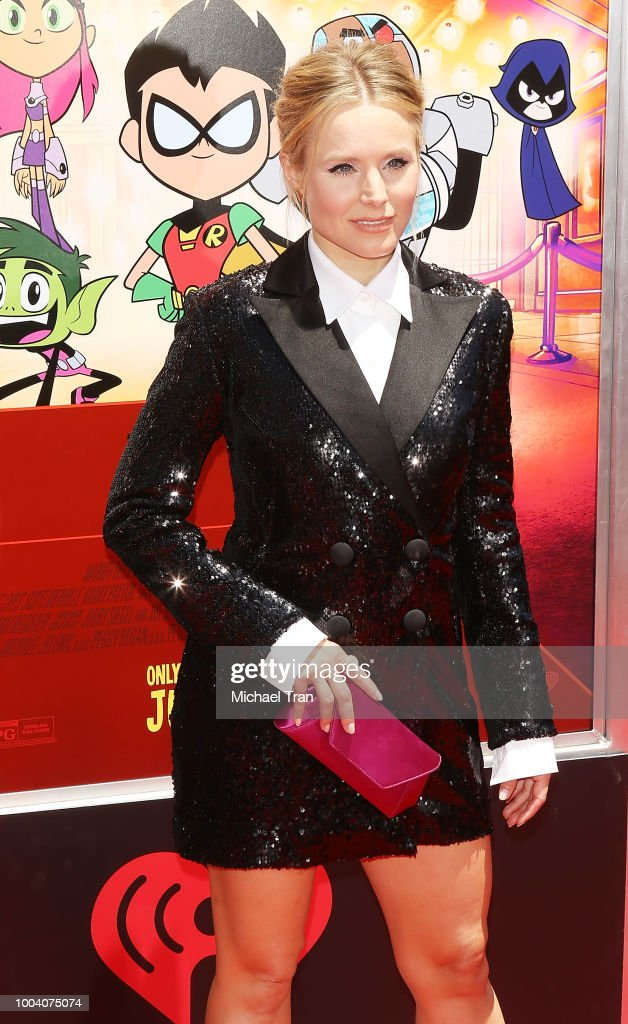 "Los Angeles Premiere Of Warner Bros. Animations' ""Teen Titans Go! To The Movies"" - Arrivals"
