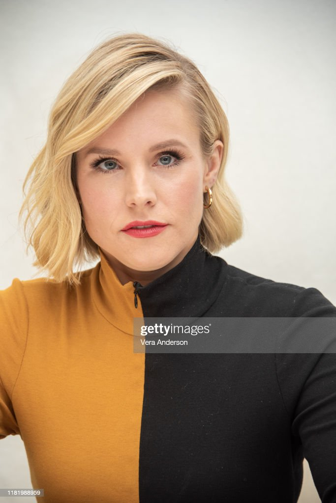 """The Good Place"" Press Conference : Nieuwsfoto's"