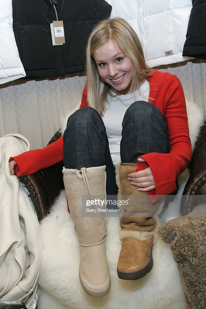 2006 Park City - Uggs at Village at The Lift - Day 2 : News Photo
