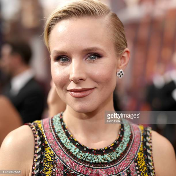 Kristen Bell attends IMDb LIVE After the Emmys Presented by CBS All Access on September 22, 2019 in Los Angeles, California.