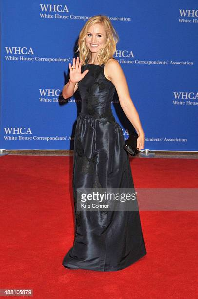 Kristen Bell attends the 100th Annual White House Correspondents' Association Dinner at the Washington Hilton on May 3 2014 in Washington DC