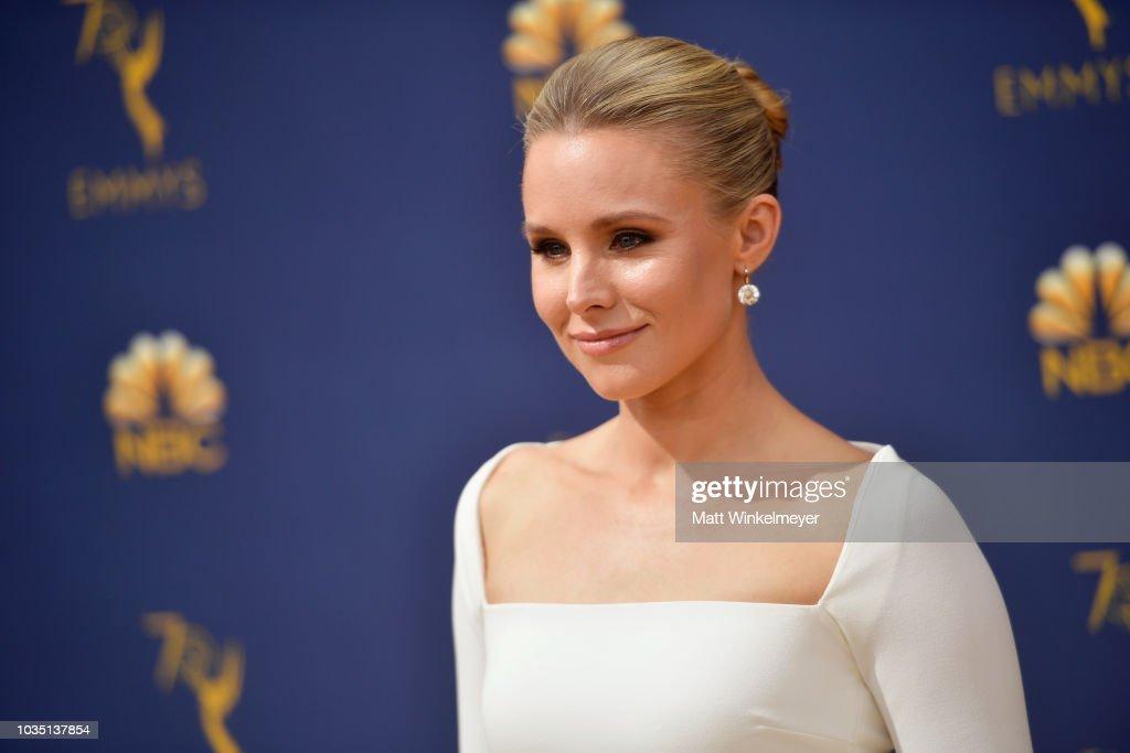 70th Emmy Awards - Arrivals : ニュース写真