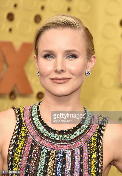 Kristen Bell attends the 71st Emmy Awards at Microsoft Theater on September 22, 2019 in Los Angeles, California.