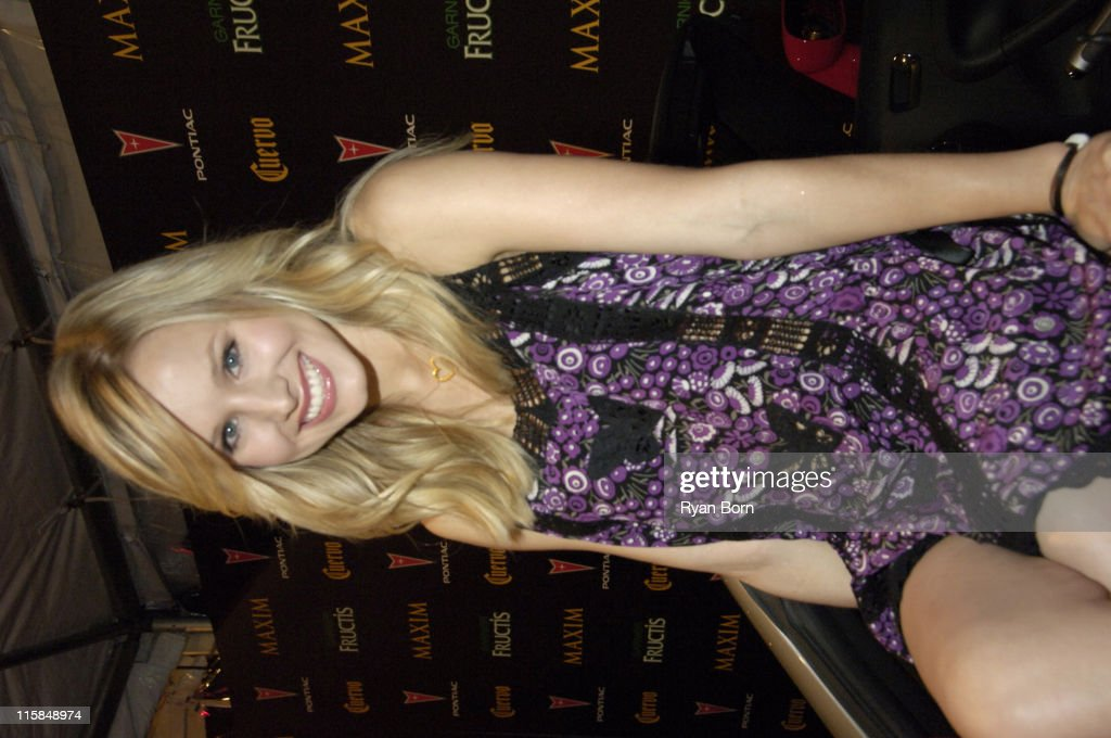 2006 maxim hot 100 party red carpet photos and images
