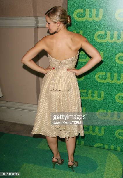 Kristen Bell during The CW's Summer 2006 TCA Party Arrivals at Ritz Carlton in Pasadena California United States