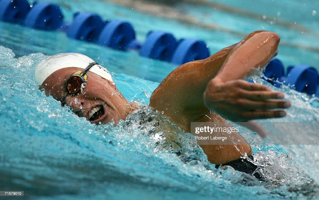 2006 ConocoPhillips National Championships and USA Team Trials : News Photo