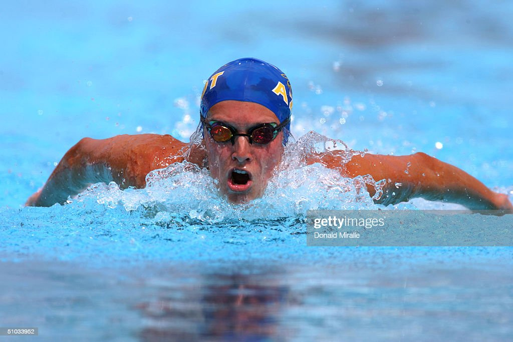 US Olympic Swimming Trials : News Photo