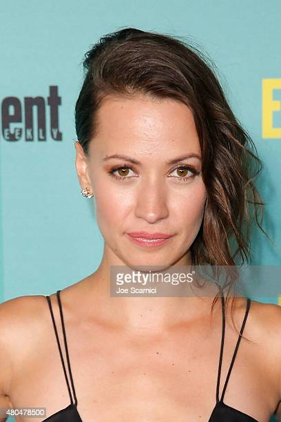 Kristen Gutoskie attends ComicCon International 2015 Entertainment Weekly ComicCon Celebration at Float at Hard Rock Hotel San Diego on July 11 2015...