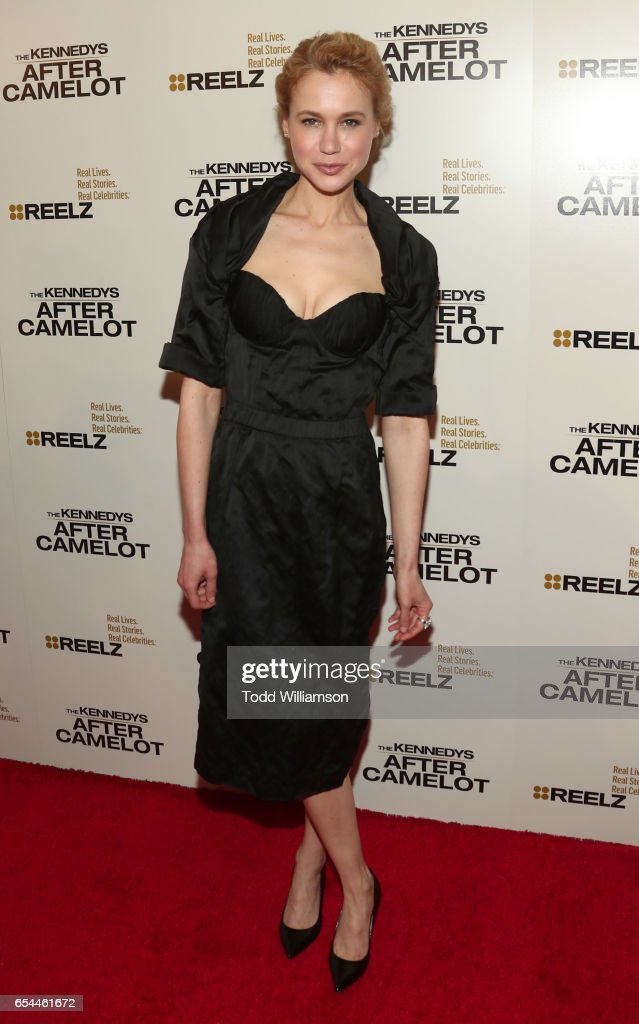 """Premiere of Reelz's """"The Kennedys After Camelot"""" - Red Carpet"""