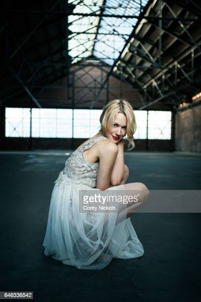 Kristen Hager is photographed for Self Assignment on May 8, 2012 in Los Angeles, California.