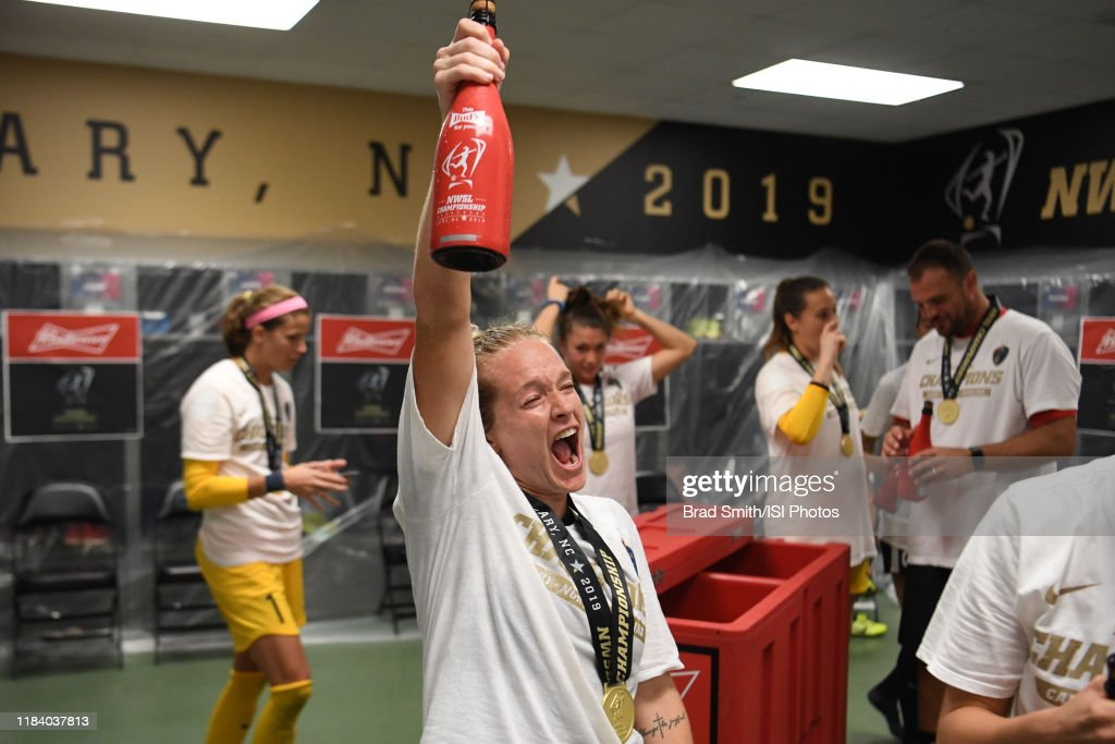 2019 NWSL Championship : News Photo