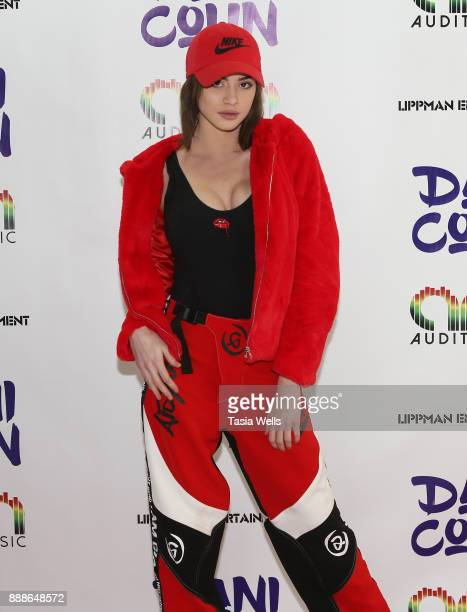 Kristen Hancher at Dani Cohn's Single Release Party for #FixYourHeart on December 8 2017 in Burbank California
