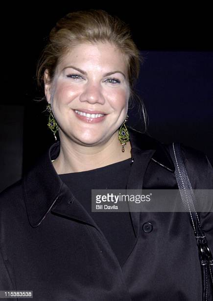 Kristen Johnston during Atlantic Theater Company's Spring Gala Benefit A Night In The City Tribute To Michael Patrick King at Regent Wall Street...