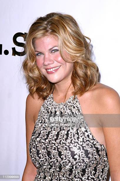 Kristen Johnston during Project ALS 5th Annual New York City Gala Tomorrow is Tonight Benefit at Roseland in New York City New York United States