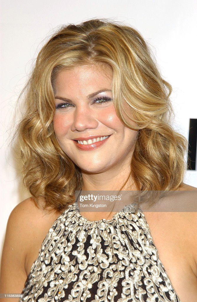 Kristen Johnston During Project A.L.S. 5th Annual New York