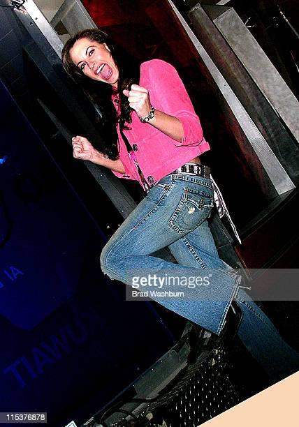 Kristen Kirchner At MSNBC celebrating getting firedKristen Kirchner At MSNBC for Lester Holt Live **exclusive**