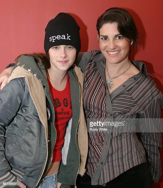 Kristen Stewart and Jessica Sharzer