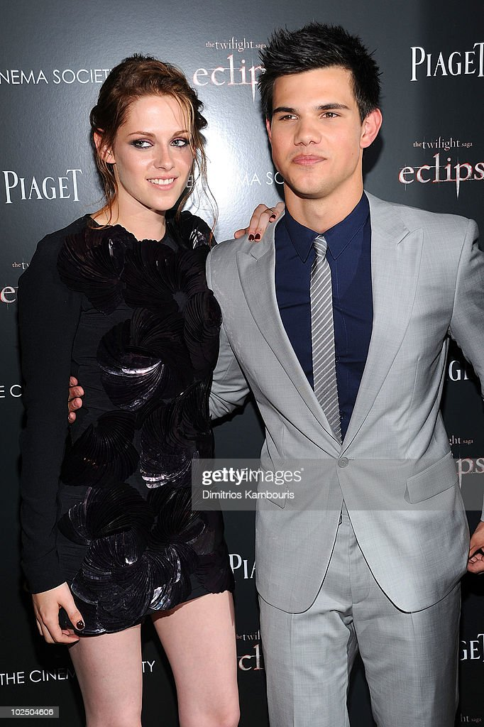 """The Cinema Society & Piaget host a screening of """"The Twilight Saga: Eclipse""""- Inside Arrivals : News Photo"""