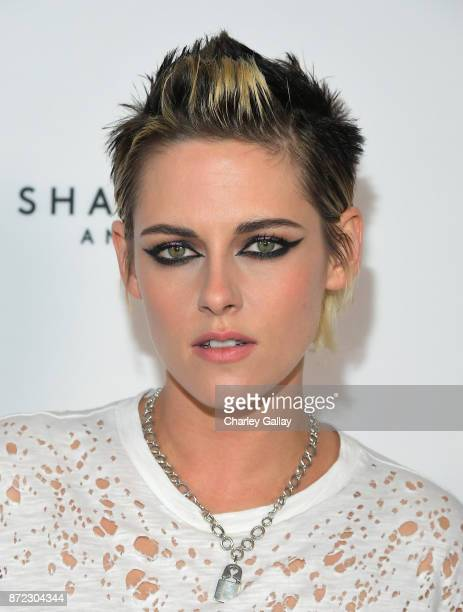 Kristen Stewart at Refinery29's Shatterbox Anthology Premiere of 'COME SWIM' on November 9 2017 in Los Angeles California