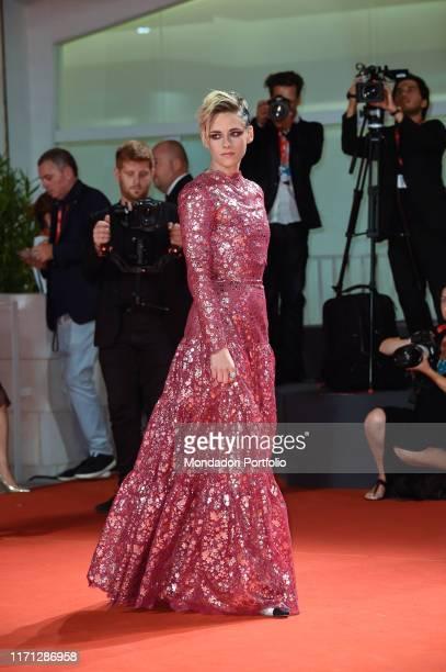 Kristen Stewart at the 76 Venice International Film Festival 2019. Seberg red carpet. Venice , August 30th, 2019