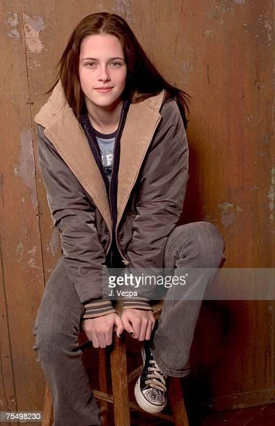 Kristen Stewart at the HP Portrait Studio in Park City Utah