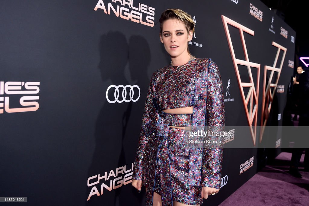 """Audi Arrives At The World Premiere Of """"Charlie's Angels"""" : News Photo"""