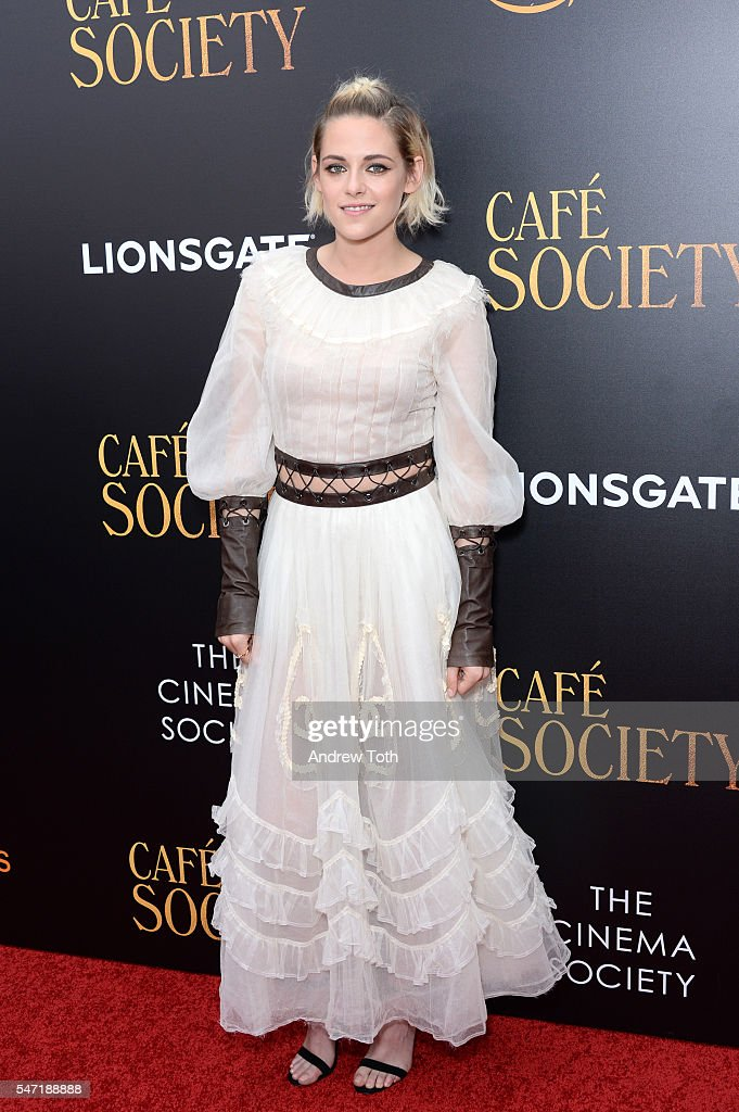 "Cinema Society Screening Of ""Cafe Society"""