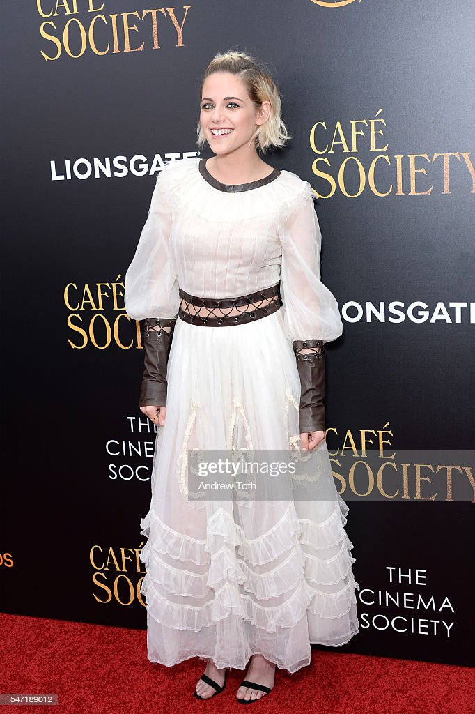 "Cinema Society Screening Of ""Cafe Society"" : News Photo"