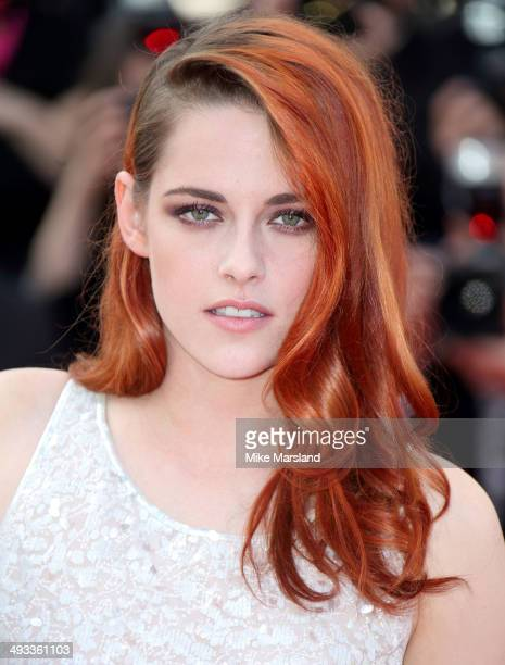 Kristen Stewart attends the 'Clouds Of Sils Maria' Premiere at the 67th Annual Cannes Film Festival on May 23 2014 in Cannes France