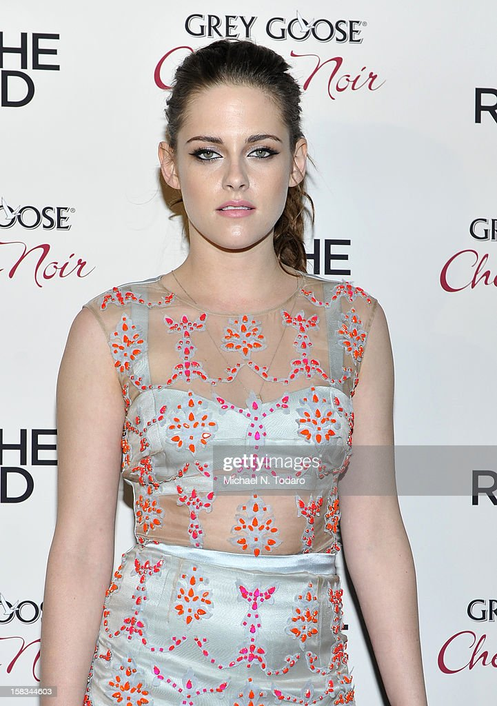 Kristen Stewart attends the 'On The Road' premiere at SVA Theater on December 13, 2012 in New York City.