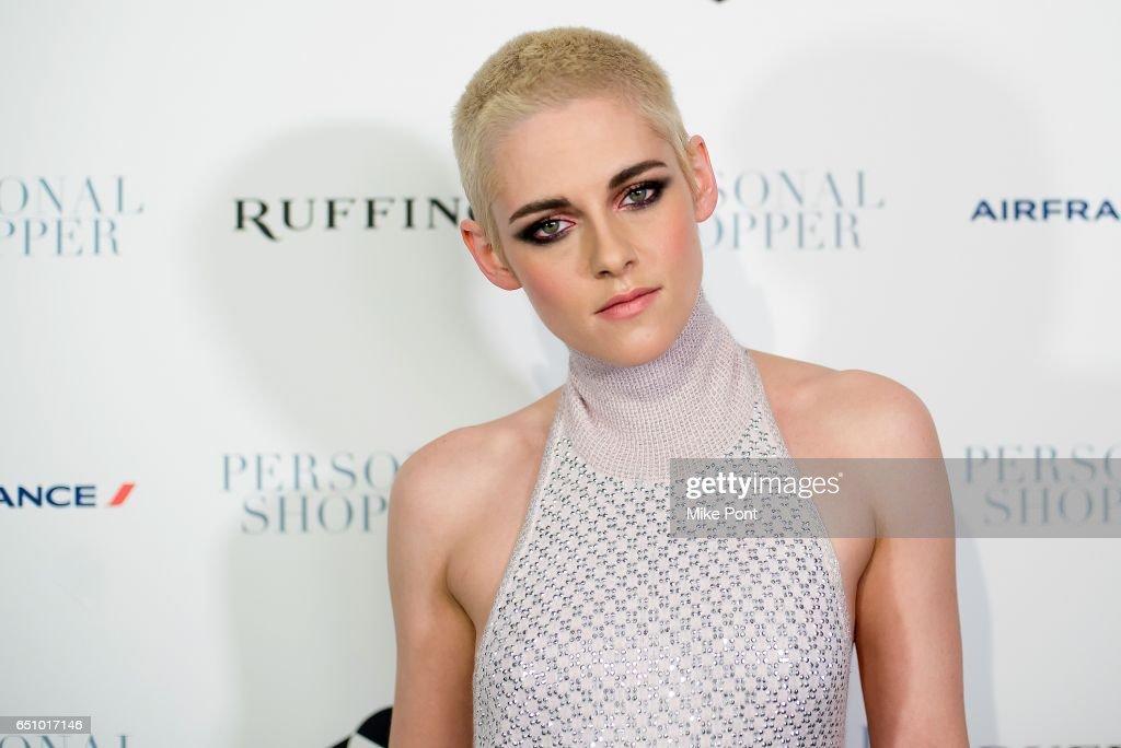 """Personal Shopper"" New York Premiere : News Photo"
