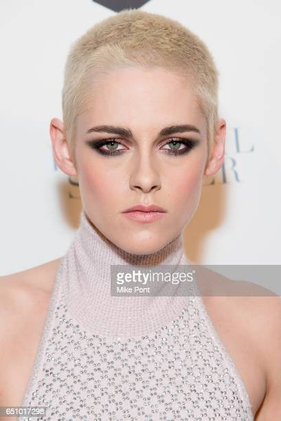 Kristen Stewart attends the Personal Shopper New York Premiere at Metrograph on March 9 2017 in New York City