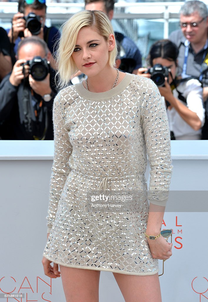 """""""Personal Shopper"""" Photocall - The 69th Annual Cannes Film Festival : News Photo"""