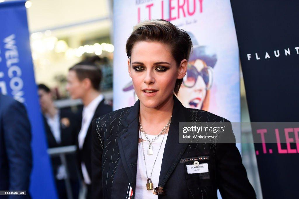 """LA Premiere Of Universal Pictures' """"J.T. Leroy"""" - Arrivals : Nachrichtenfoto"""