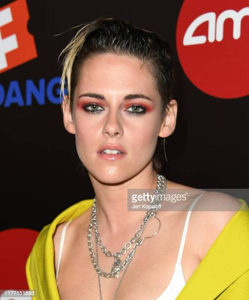Kristen Stewart attends Will Rogers 78th Annual Pioneer Dinner Honoring Elizabeth Banks at The Beverly Hilton Hotel on September 25, 2019 in Beverly...