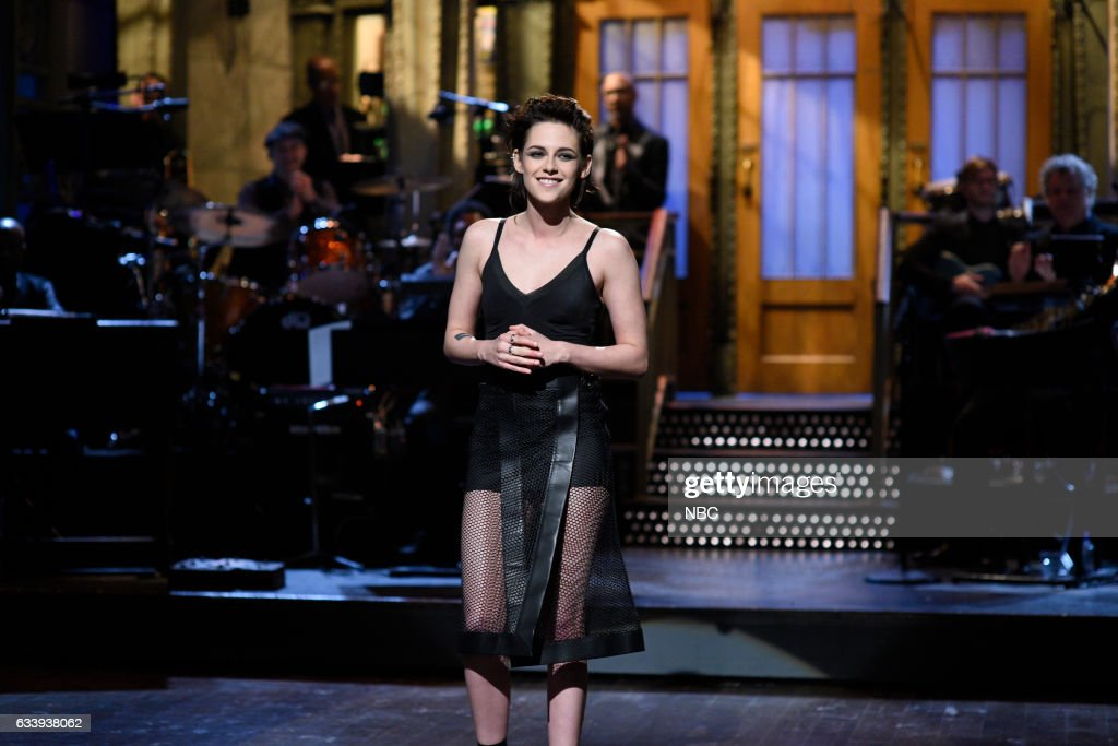 """NBC's """"Saturday Night Live"""" with guests Kristen Stewart, Alessia Cara"""