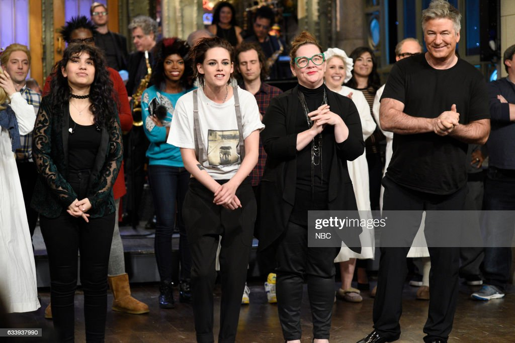 "NBC's ""Saturday Night Live"" with guests Kristen Stewart, Alessia Cara"