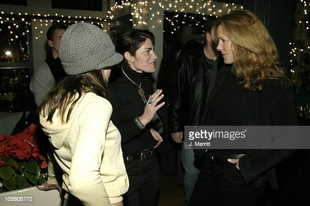 Kristen Stewart Jessica Sharzer and Elizabeth Perkins