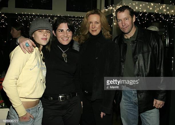 Kristen Stewart Jessica Sharzer Elizabeth Perkins and DB Sweeney